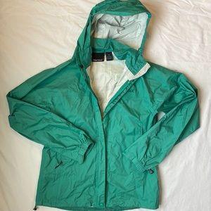 Marmot Teal Rain Jacket Size sS